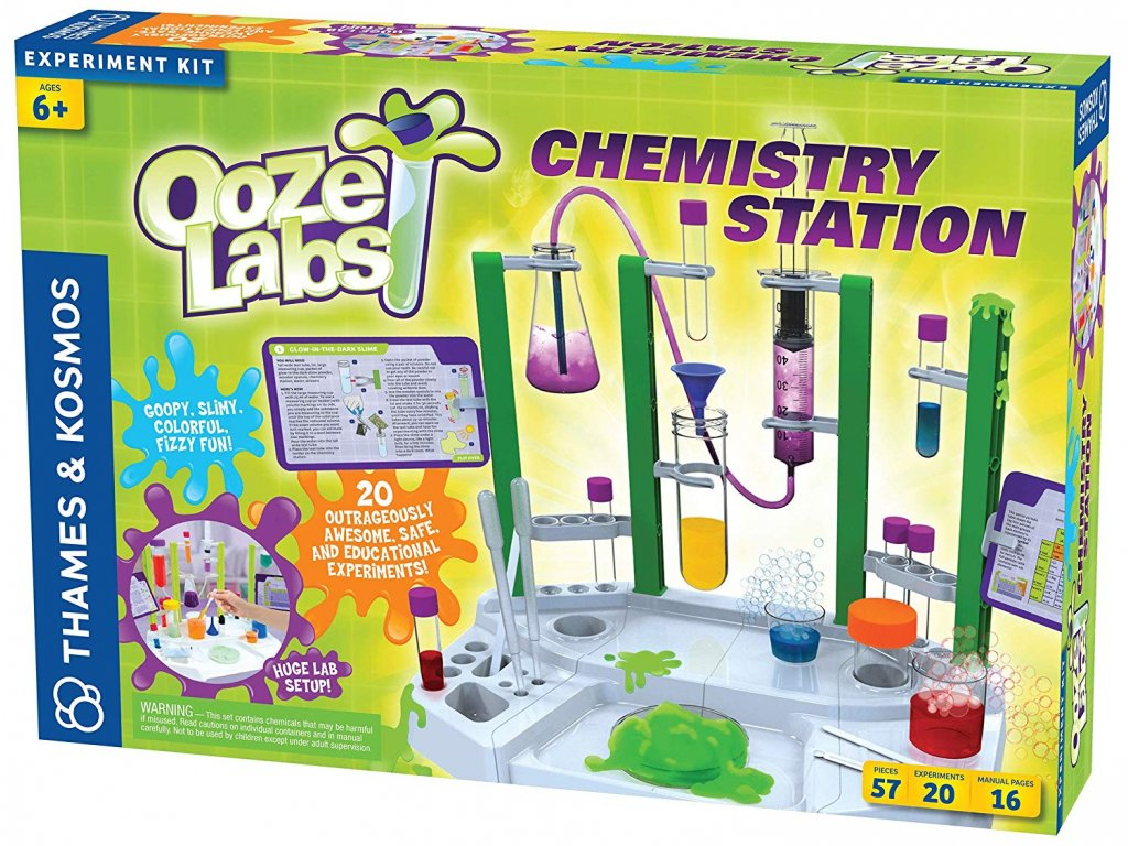 164 chemicka laborator zaciname s chemii