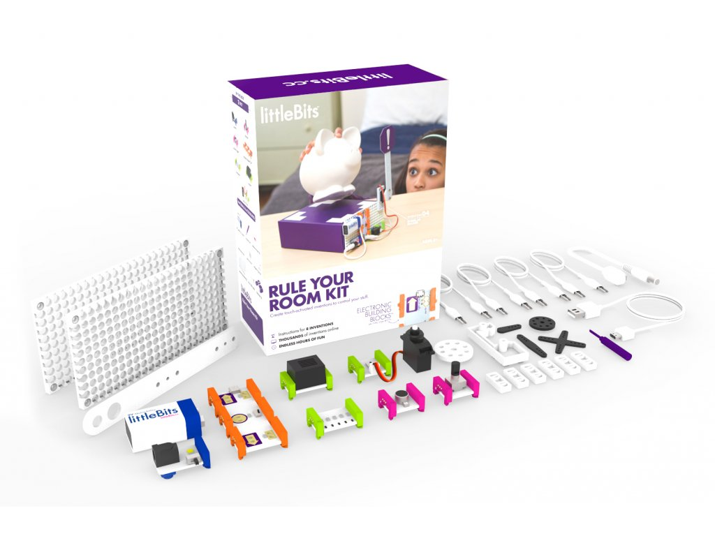littleBits Rule Your Room Kit 1
