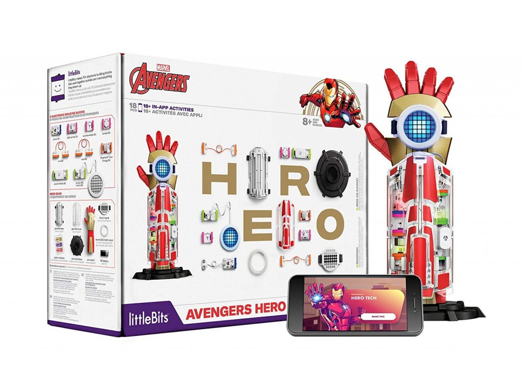 littleBits - Avengers Hero Inventor