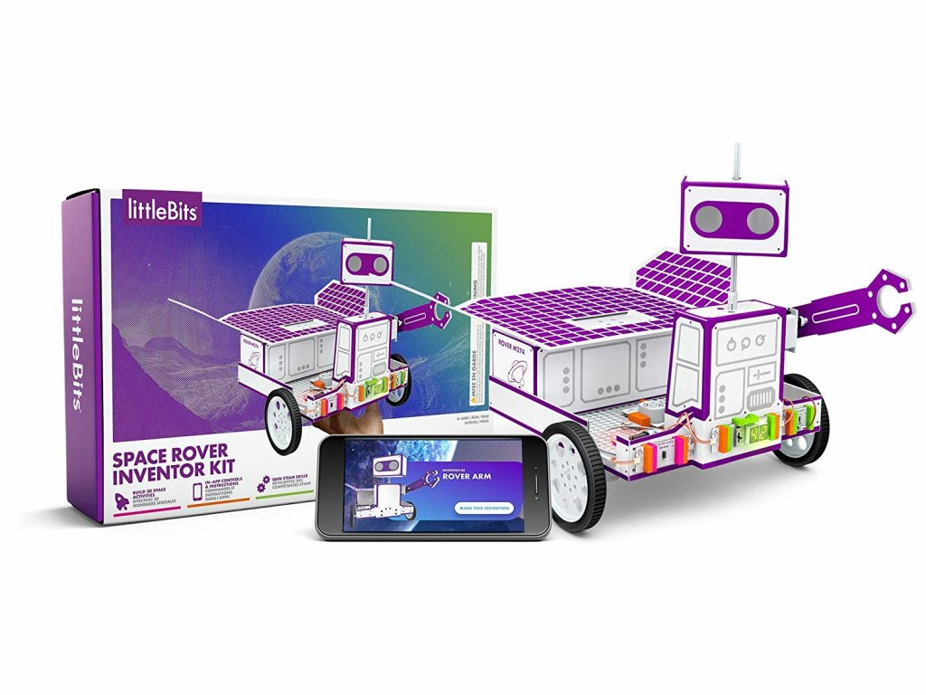 littleBits - Space rover inventor kit