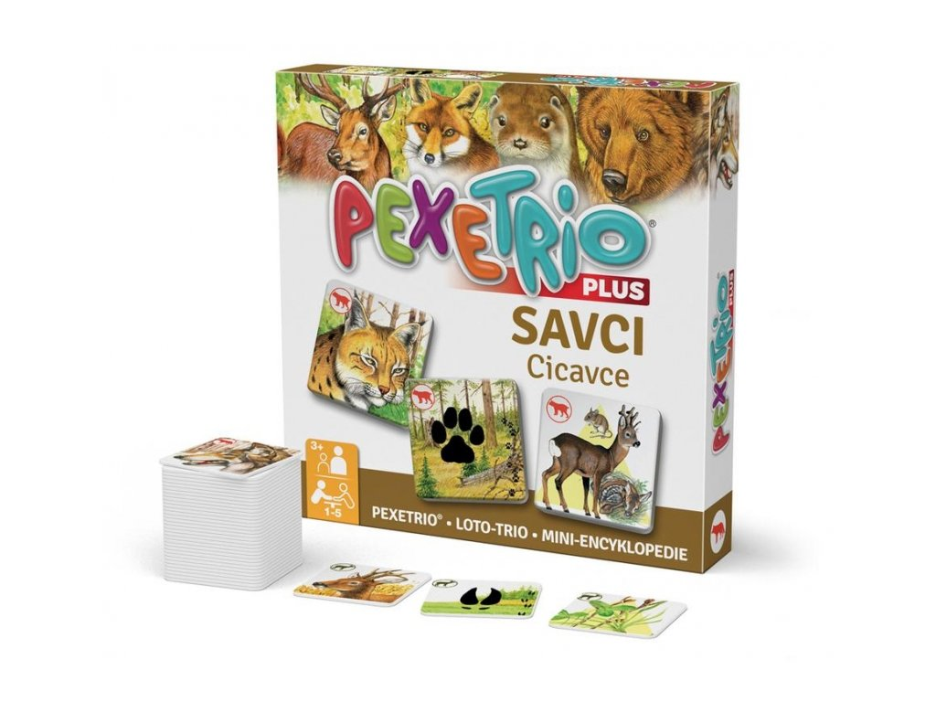 Pexetrio Plus - Savci