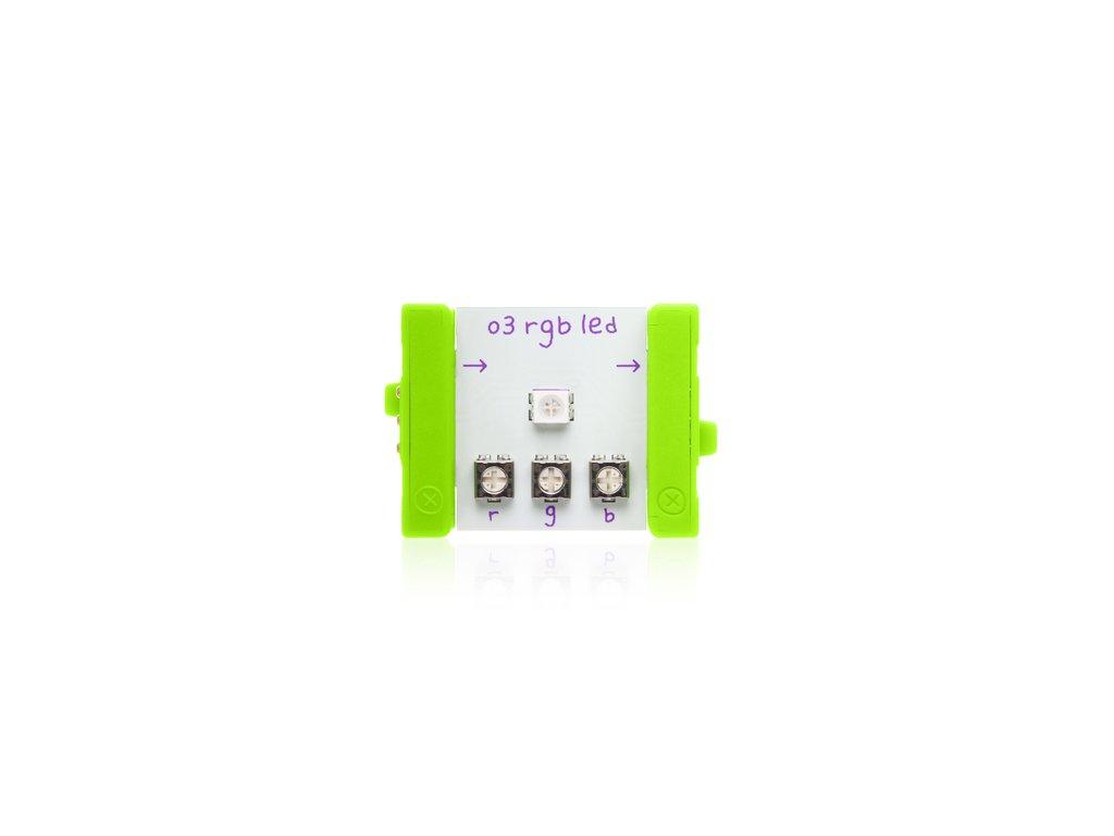 output rgb led 01
