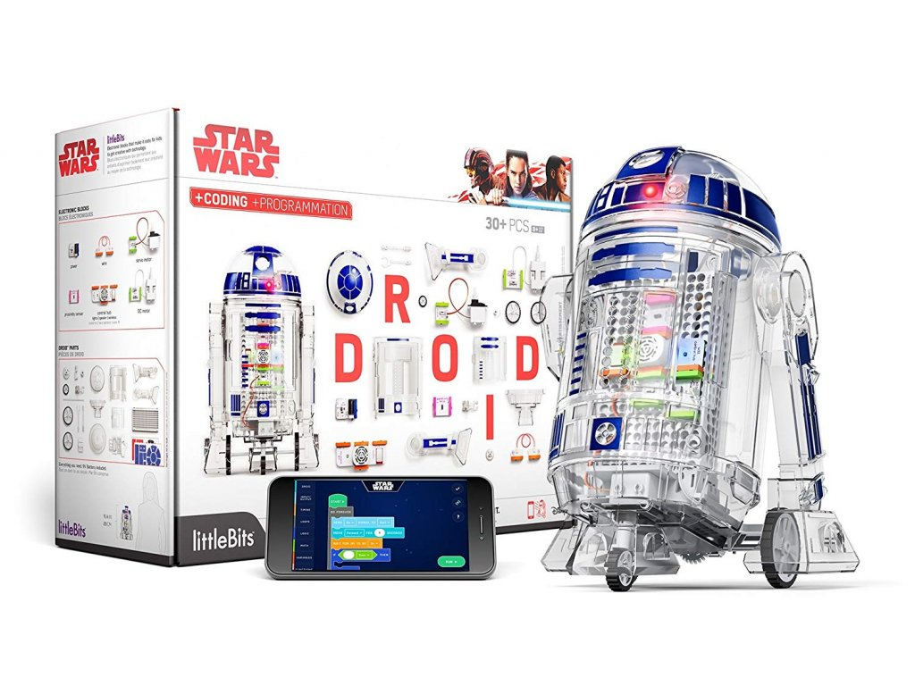 Droid inventor kit
