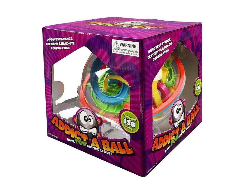 3D hlavolam Addict-A-Ball Maze