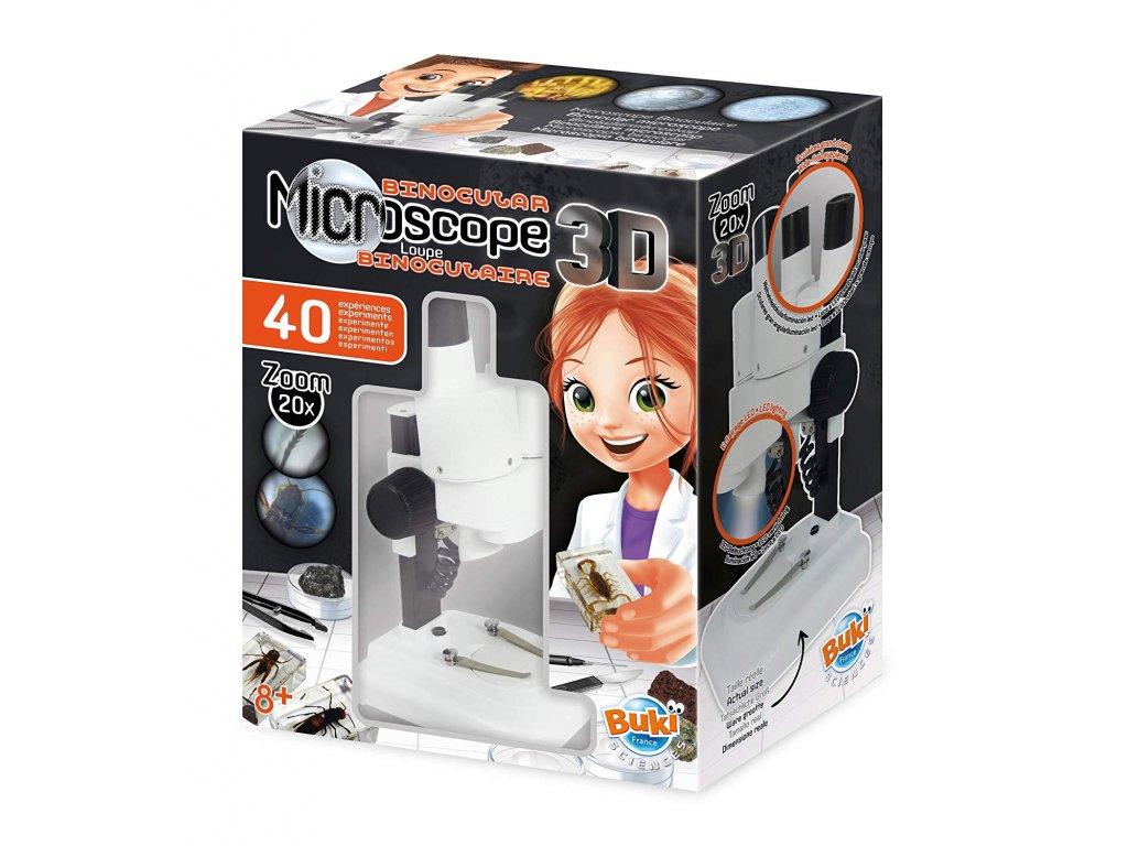 3D Mikroskop Buki