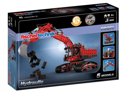 548888 PROFI Hydraulic Packshot 3D