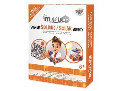 Minilabák - Sluneční energie