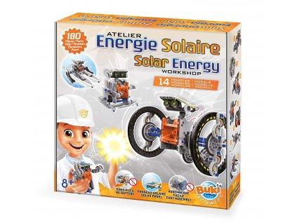 Stroje na solární energii