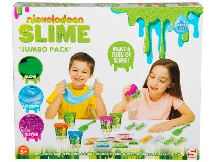 Sada na výrobu slizu - Nickelodeon