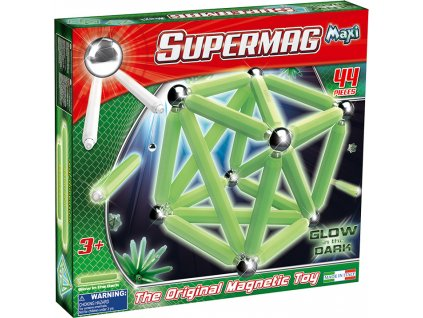 Supermag Maxi Zářící ve tmě