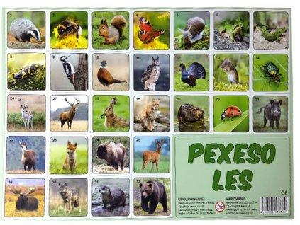 Pexeso - Les