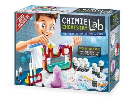 Chemická laboratoř - 200 pokusů