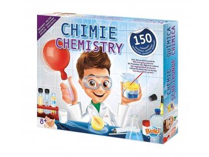 Chemická laboratoř - 150 pokusů