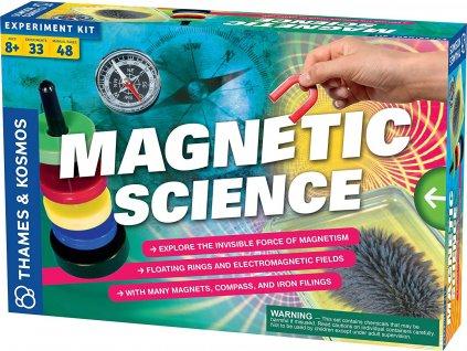 203 magneticka veda