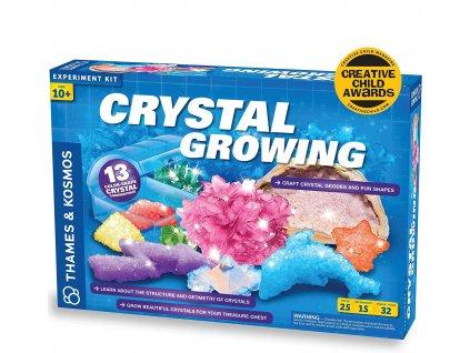 206 pestovani krystalu