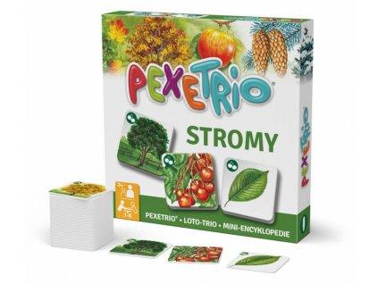 Pexetrio plus - Stromy