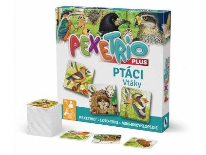 Pexetrio plus - Ptáci
