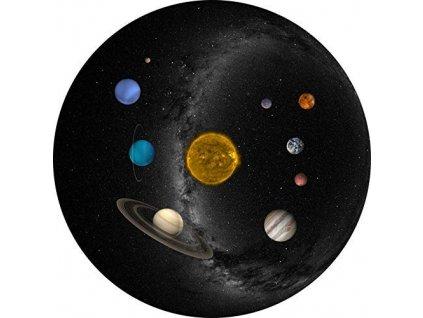 disk solar system
