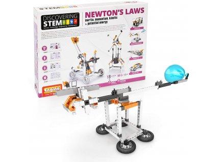 Mechanika - Newtonovy zákony