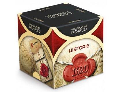 Vědomostní pexeso - Historie