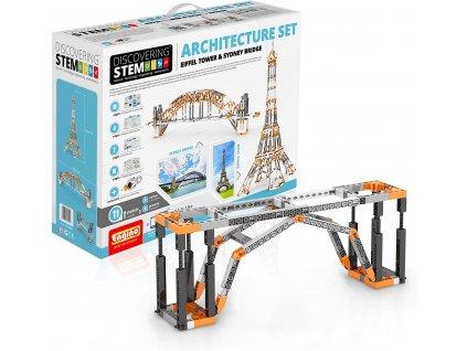 Architektura: Eiffelova věž a jiné slavné stavby