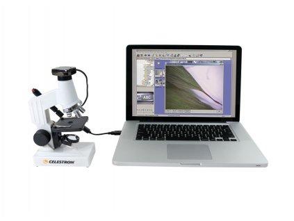 Digitální mikroskop - 600x