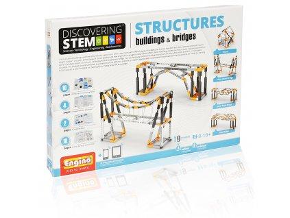 Konstrukce - Budovy a mosty