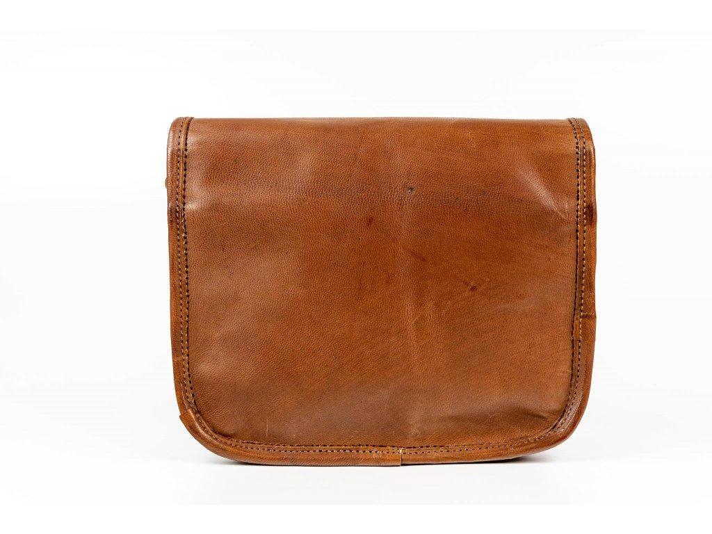 Dámská kožená kabelka - SAJO