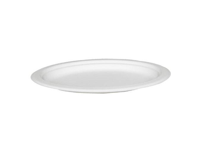 talíř oválný