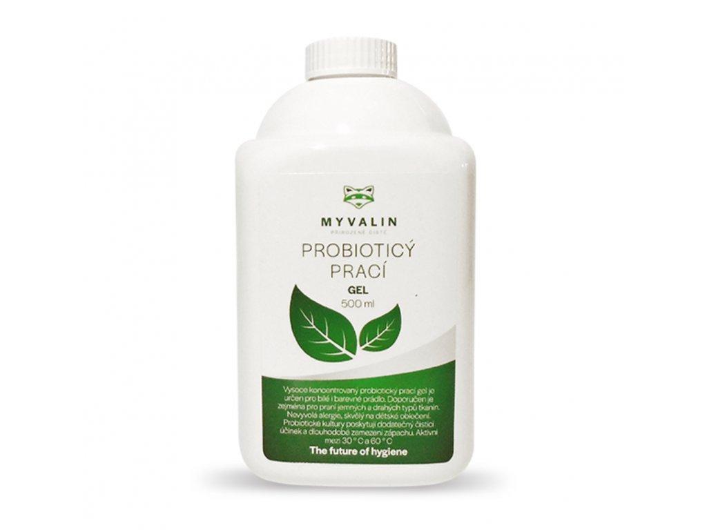 probiotický prací gel