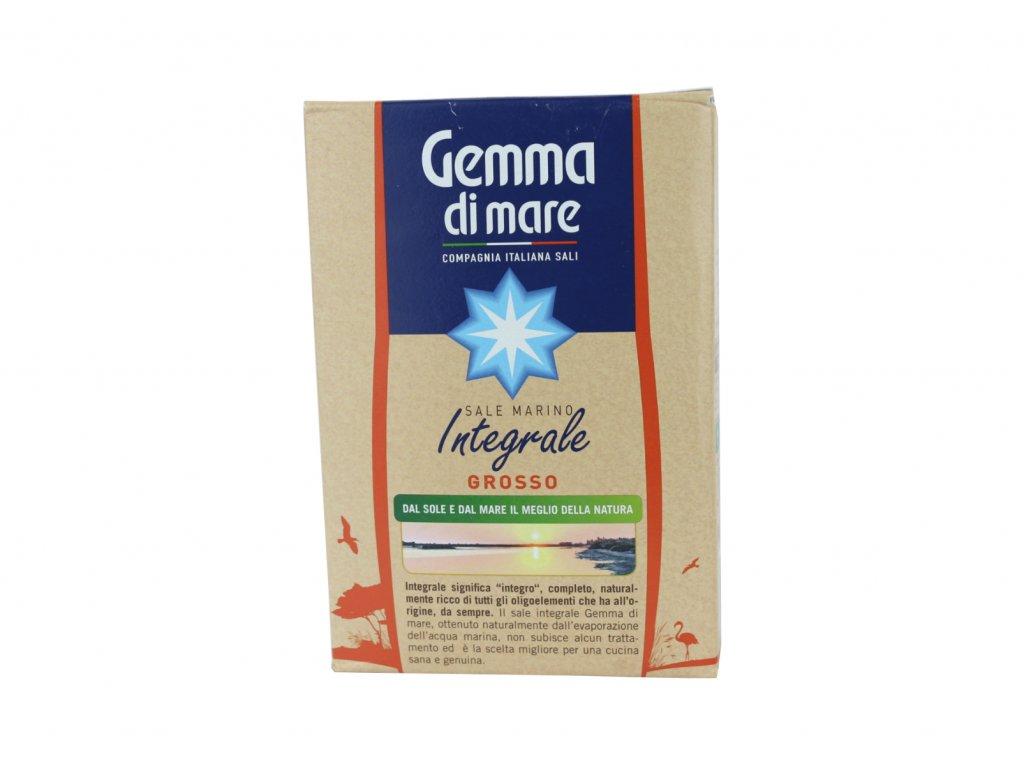 Sůl mořská integrale Gemma di mare 1000g