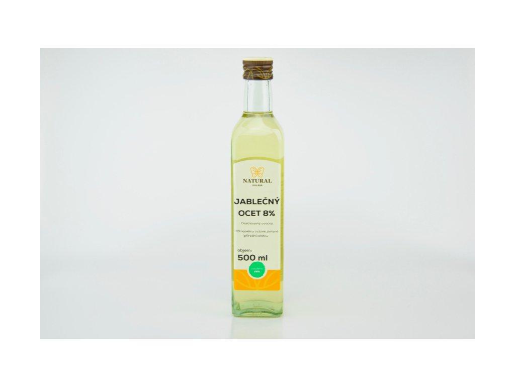 Jablečný ocet 8% Natural 500ml