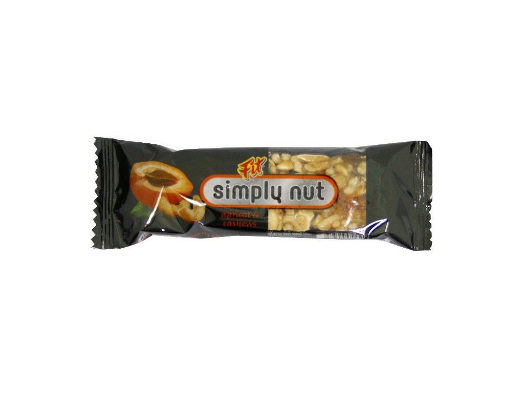 SIMPLY NUT meruňka, kešu 35g