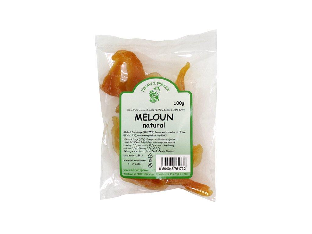 Meloun natural 100g ZP