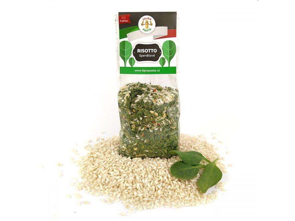 Špenátové rizoto 250g