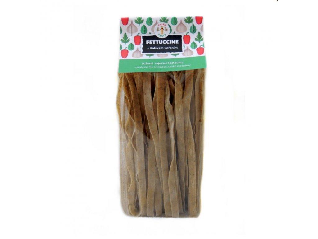 Fettuccine s italským kořením (sicilské) 250g