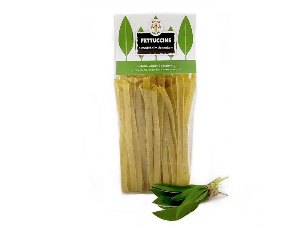 Fettuccine s medvědím česnekem 250g