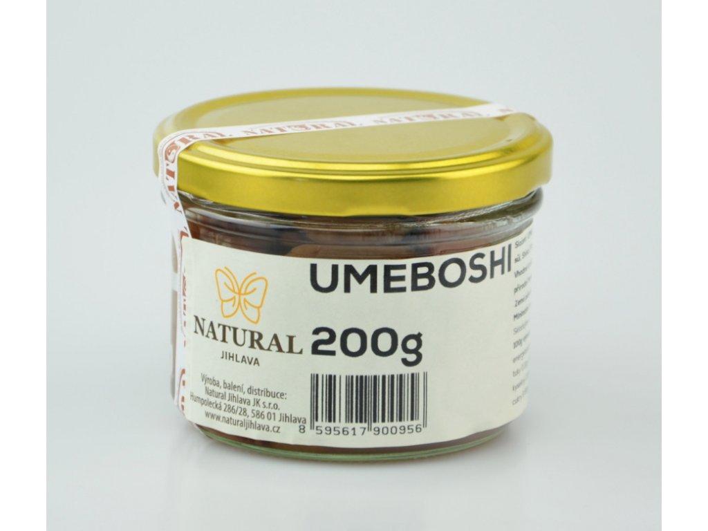 Umeboshi Natural 200g