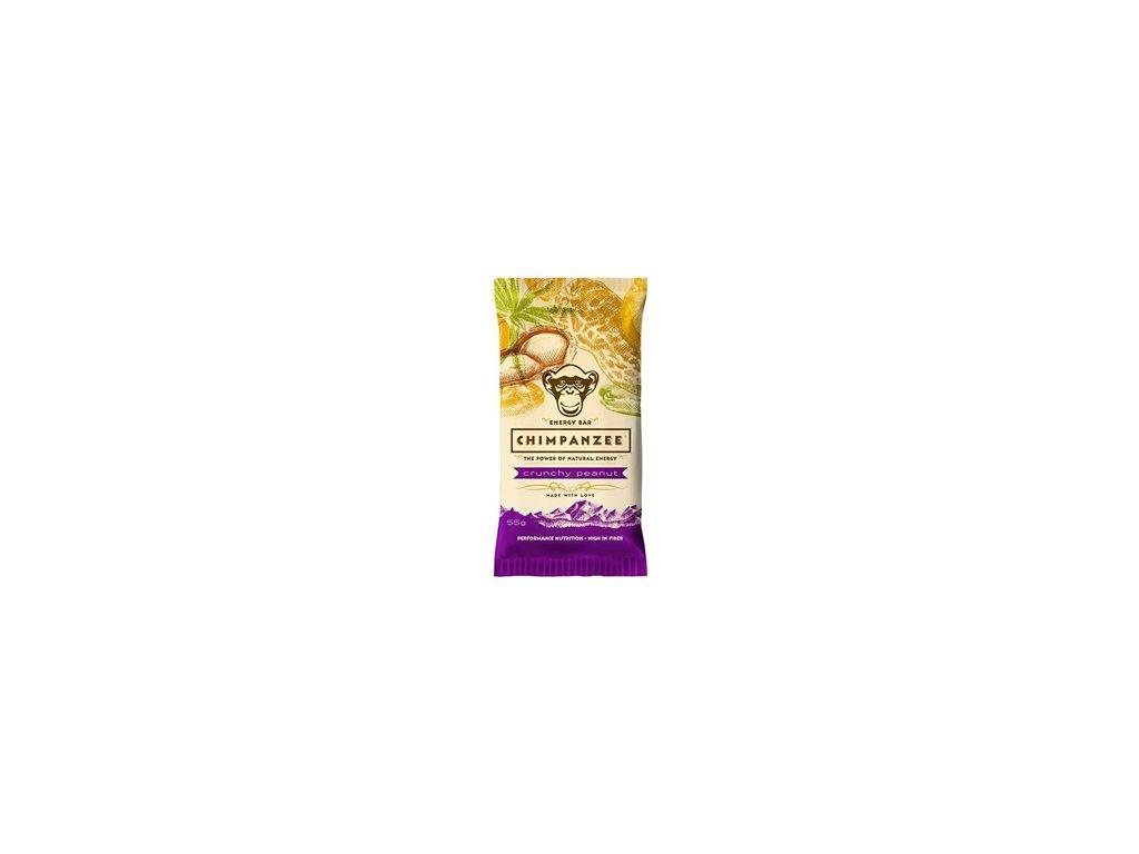 Energy Bar 55g crunchy peanut