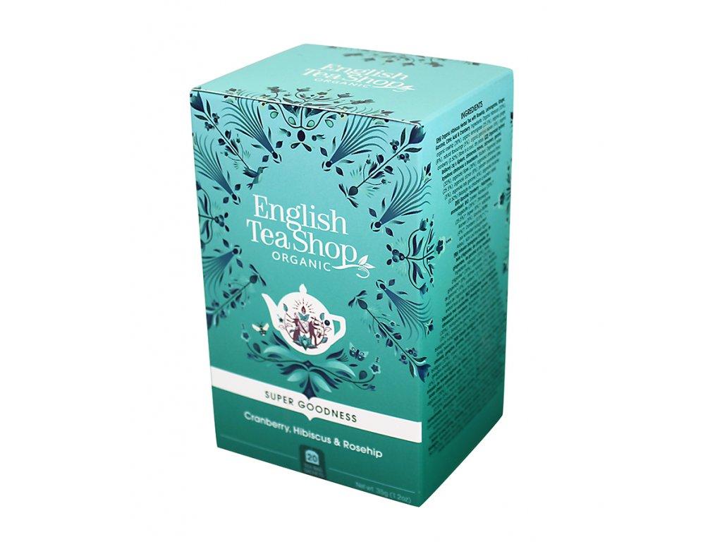English Tea Shop - ibišek, šípek BIO