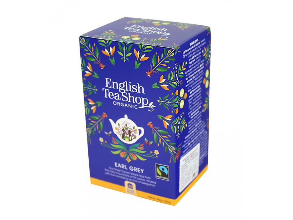 English Tea Shop - Earl Grey BIO