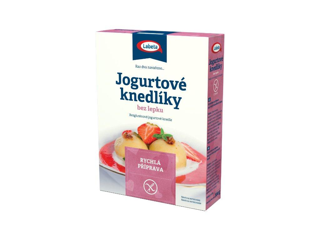 Jogurtové knedlíky bez lepku 300g Labeta