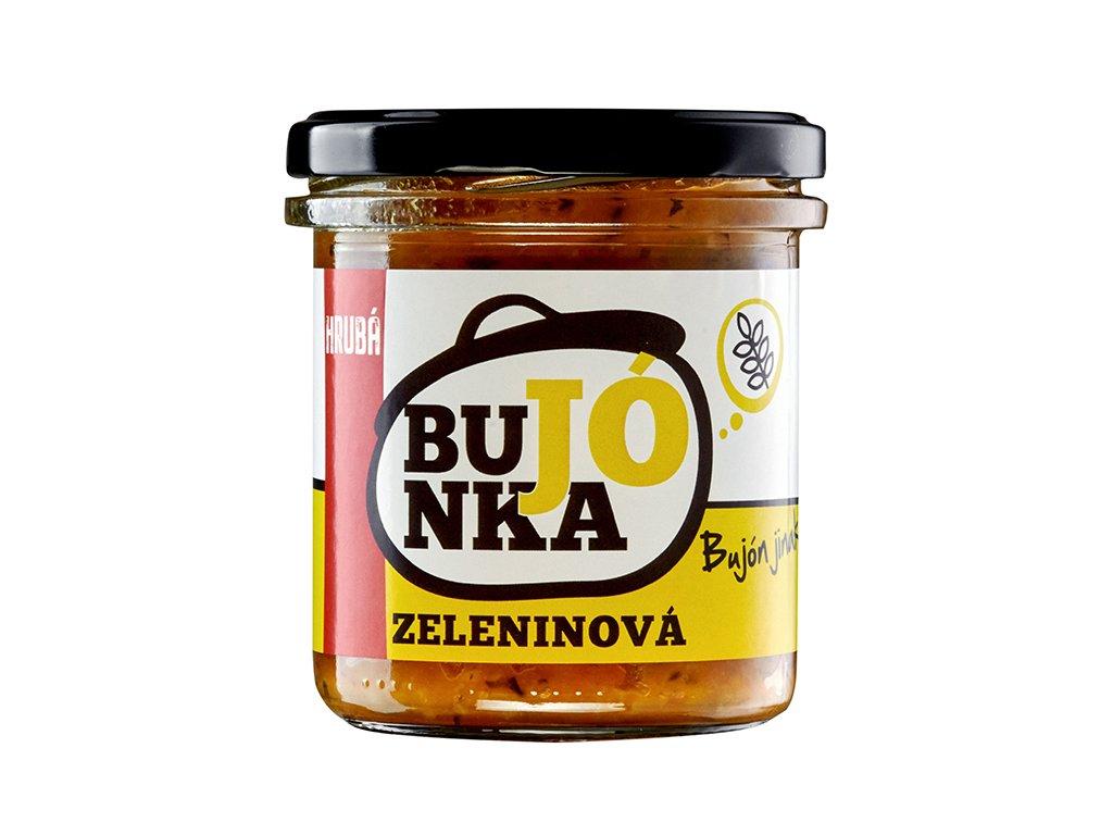 Bujónka zeleninová HRUBÁ 330g