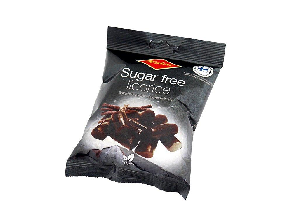 Lékořice originál finská bez cukru 90g