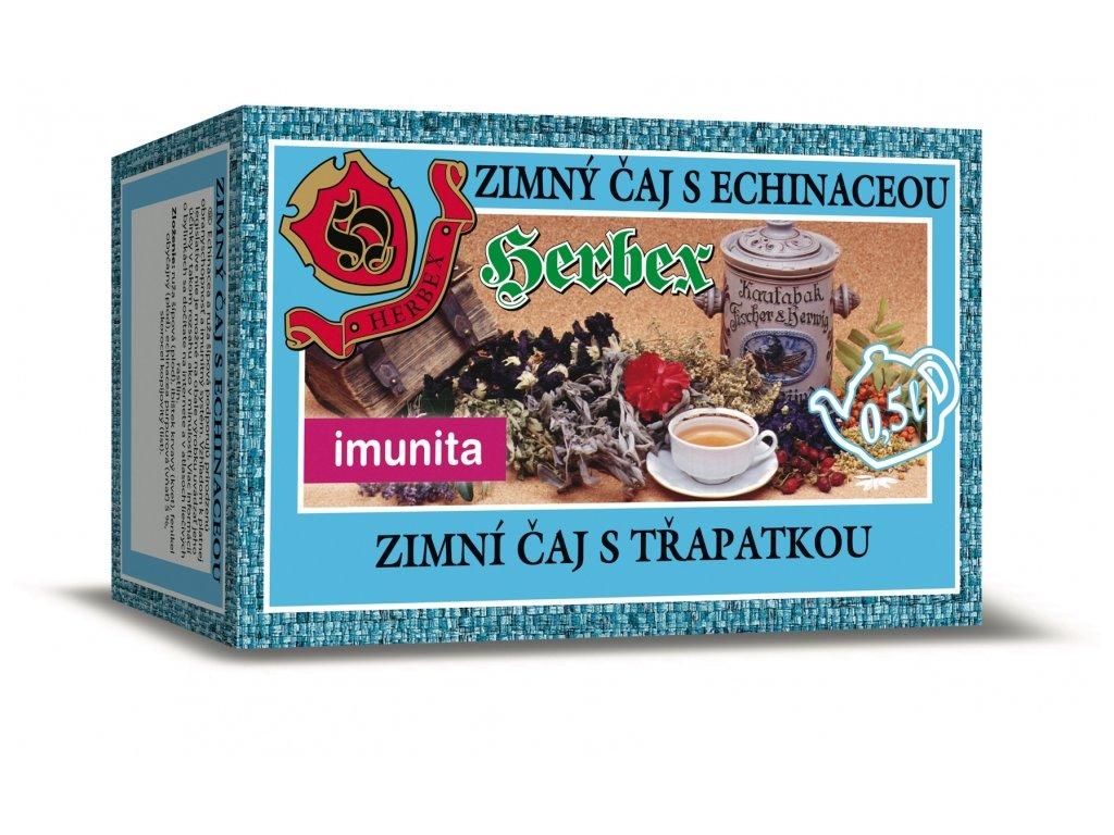 Zimní čaj s echinaceou 20x3g