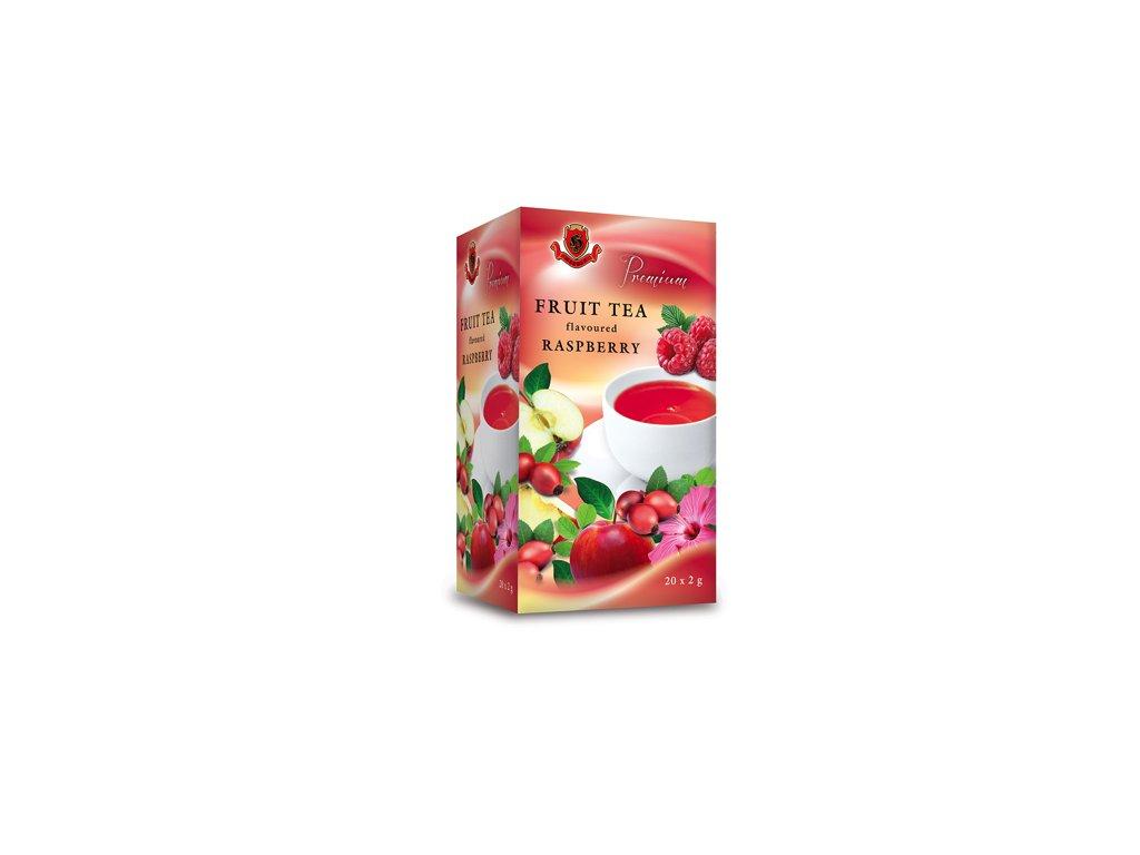 Ovocný čaj malina 20x2g