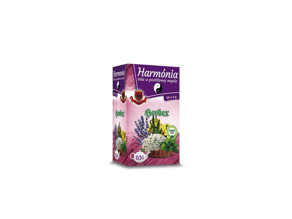 Harmonie těla a pozitivní mysli 20x3g
