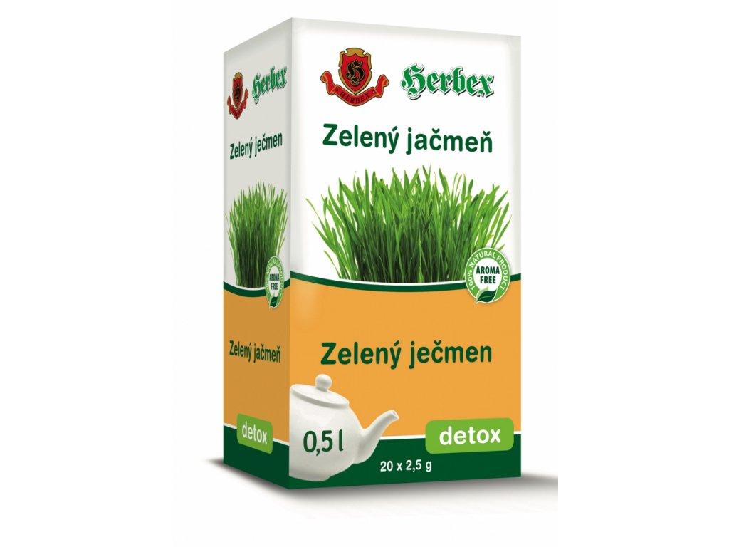 Zelený ječmen 20x2,5g