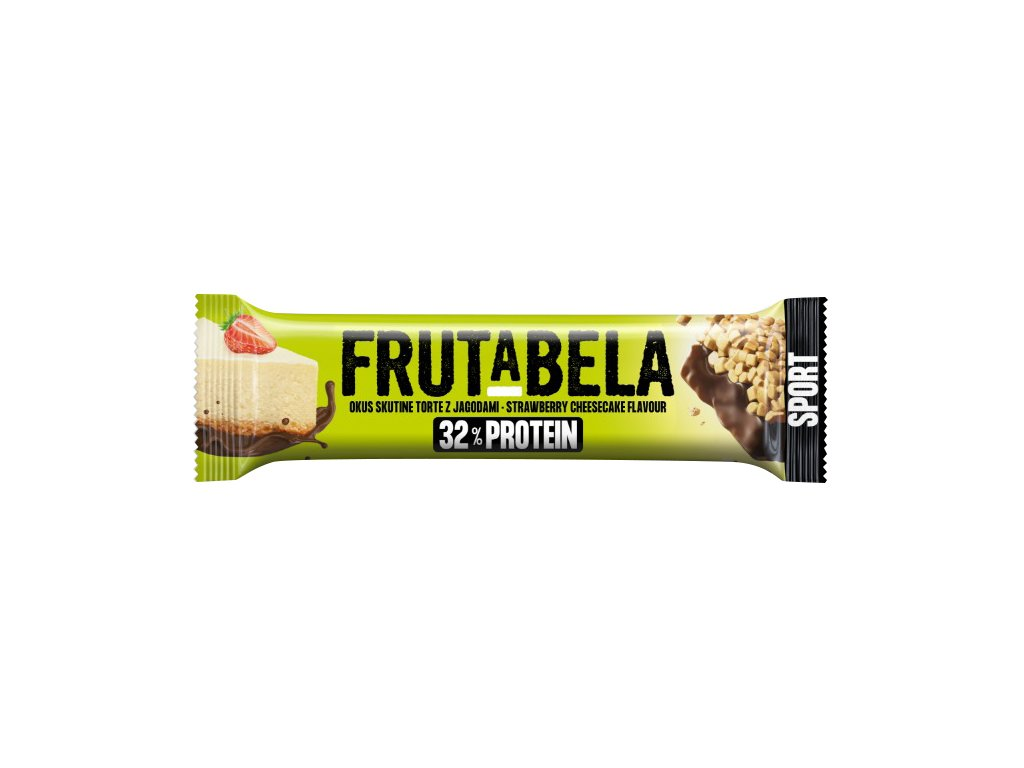 Frutabela sport protein cheesecake, jahoda 40g Fructal