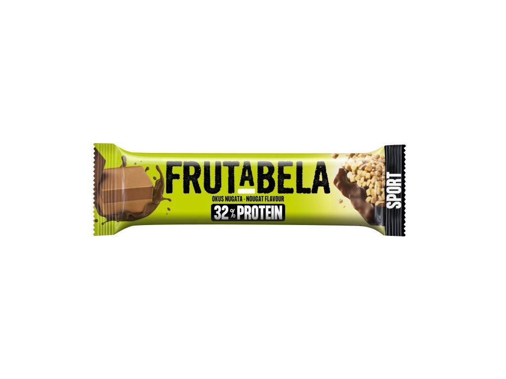 Frutabela sport protein nugát 40g Fructal